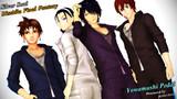 Butz&Jinpachi&Shinsuke&Hayato