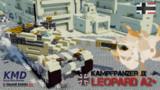 【Minecraft】Kpz.IX Leopard A2+主力戦車