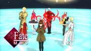 【MMDジャンル勧誘静画企画】Fate/MMD EXTRA(CCC)編