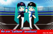 【MMD】我ら、レイサム兄弟!