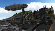 MMDオリメカ《プロノイア級高速艇》配布