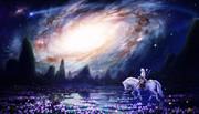 星海の水鏡