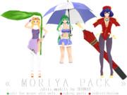 RCQ PROJECT - Moriya Pack (DOWNLOAD)