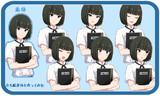 立ち絵表情差分:【コーラス】神楽麗(今後の差分はブロマガへ)