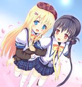 Happy birthday, Takakura sisters!