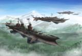 """秘匿戦艦(B)CA-0001 """"ナドノフ"""""""