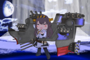 超弩級戦艦のコンゴウデース!!
