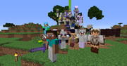 【Minecraft】ウィザー討伐RTA記念撮影1【2015/7/20】