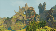 【Minecraft】龍の住まう山