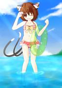 幻想郷の夏休み