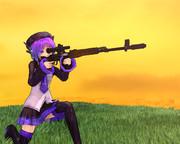 狙撃デフォこん