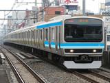 JR相模線 E231系(ウソ電)