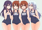 第六スク水隊!