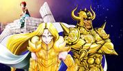 【☆矢】羊牛合作【黄金聖闘士】