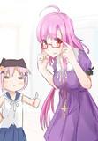 めぐねぇは眼鏡かければ先生らしさ出ると思う!!!