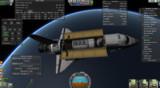 【KSP】マトモに宇宙に行けるスペースシャトル完成 2