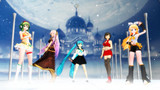 (DL) Pose - Sailor Moon Crystal PV