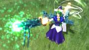 魔理沙、本当のマスタースパークの撃ち方、教えてやる。
