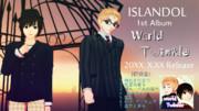 ISLANDOL 1st Album -World Twinkle-