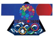 東京五輪のおもてなしユニフォームを勝手に作ってみた  その1