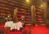 動かない大図書館