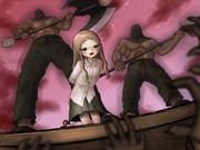 流行病と処刑台で歌う少女