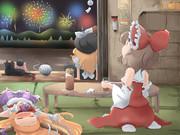 幻想郷の花火