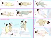 【MMD】おやすみポーズ