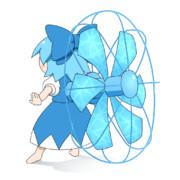 チルノ扇風機