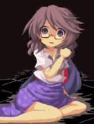 怖がらなくてもいいんだよ菫子ちゃん。