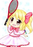 テニス大好きフランちゃん