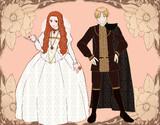 女王と紳士【三次創作】