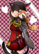 【FF14】レッサーパンダかわいいよレッサーパンダ