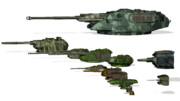 装甲戦闘艦隊武装集配布