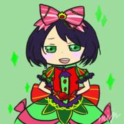 【モンスト】白雪姫リボン