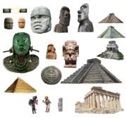 古代文明よくばりセット透過png