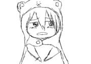 表情(-_-;)