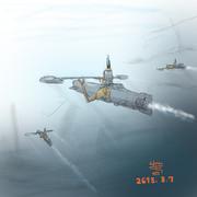 「宗谷海峡海戦」3