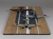 空母赤城の艦載機
