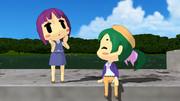 【MMD】タワシ式CHAN×CO氏風 ヨコハマなキャラクターv0102