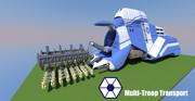 大型兵員輸送車(MTT)