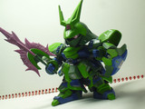 BB戦士サザビー(緑)