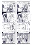 【デレアニ漫画】しぶりんお誕生日おめでとう漫画