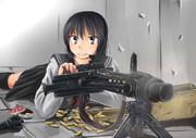 銃身交換!