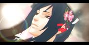 【アクセサリ配布】桜の簪(っぽいもの)