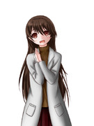 ヤンデレ白衣のお姉さん