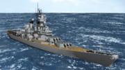 USS Missouri '90