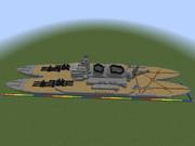 双胴対空巡洋艦「吉野」「つくってみた」