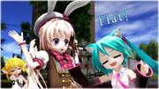 Flat?【おっぱいチョップ選手権2】