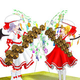 【MMDアクセサリ配布】クロテイル